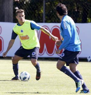 Everton, jogador do Cruzeiro - Crédito: Foto: Washington Alves/VIPCOMM