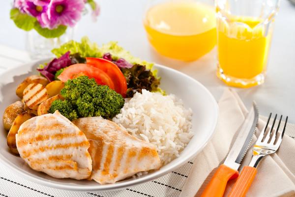 Coma bem e passe longe das doenças -