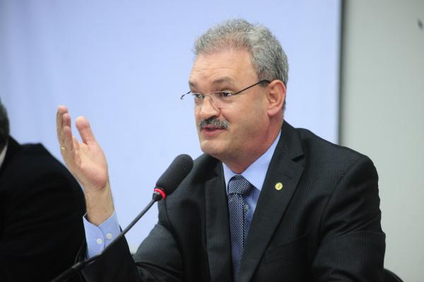 Geraldo apresentou 48 emendas e obteve aprovação de 22 na CMO - Crédito: Foto: Brizza Cavalcante – Agência Câmara