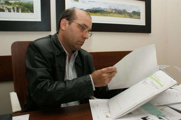 Maurício Rasslan, advogado de defesa do professor quer truncamento de processo Foto: Hédio Fazan   -