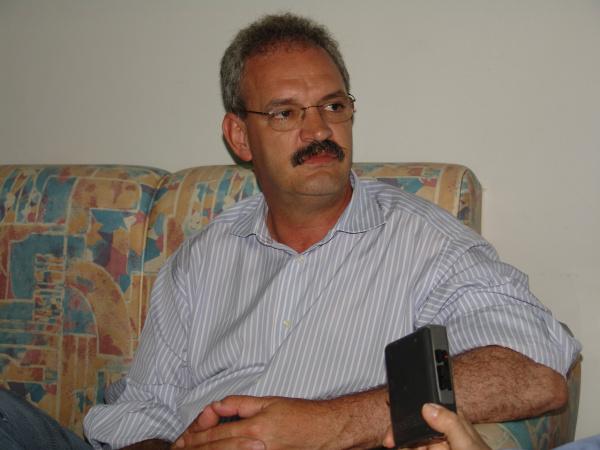 Deputado federal Geraldo Resende é o entrevistado de hoje de O Progresso - Crédito: Foto : Hédio Fazan /PROGRESSO