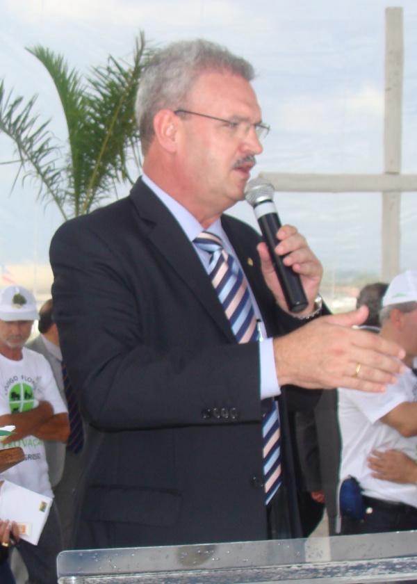 Deputado Geraldo Resende ou suplente pode ser convocado para deliberações - Crédito: Foto: Divulgação