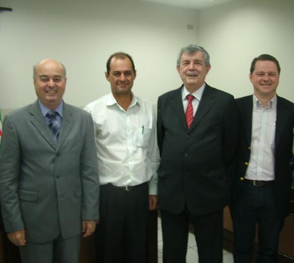 A reunião contou com o apoio e participação da OAB/MS seccional de Ivinhema - Crédito: Foto : Divulgação