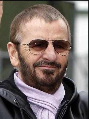 O ex-baterista dos Beatles, Ringo Starr  - Crédito: Foto: Divulgação