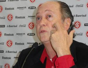 Falcão se emociona: 'Coração sangrando', diz ele  - Crédito: Foto: Alexandre Alliatti/Globoesporte.com