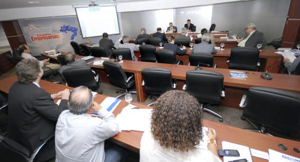 Representantes do comércio, indústria e agronegócio do Centro-Oeste participam do evento - Crédito: Foto: Rosane Amadori