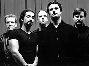 A banda americana de rock Faith No More  - Crédito: Foto: Divulgação/Site do artista