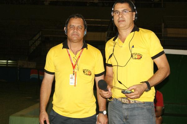 Repórteres Tata Cavalcante - Crédito: Foto :  Marcelo Humberto/PROGRESSO
