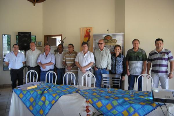 Prefeitos do Consórcio Intermunicipal para o Desenvolvimento Integrado das Bacias dos Rios Miranda e Apa - Crédito: Foto : Divulgação