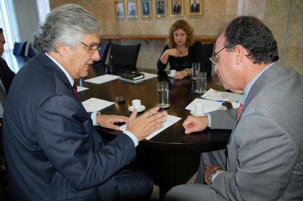O senador  continua a luta para atender outros municípios Foto - Divulgação   -