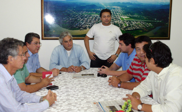 Delcídio do Amaral destinou uma emenda parlamentar individual de R$ 1 milhão para Corumbá - Crédito: Foto : Divulgação