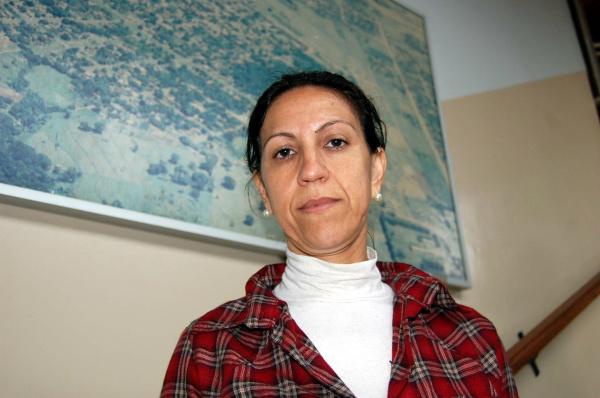 Coordenadora do projeto Geração de Renda - Crédito: Foto : Divulgação
