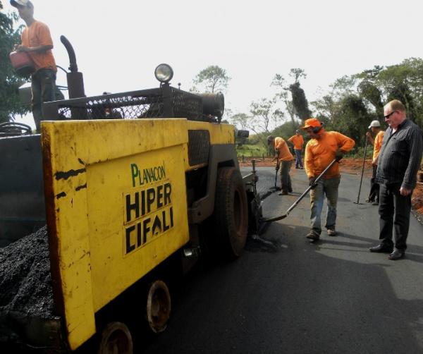 """Ação faz parte do programa """"Maracaju do jeito que a gente quer"""" - Crédito: Foto : Divulgação"""