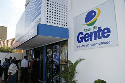O Banco da Gente está sediado na Rua 14 de Julho na Capital do Estado - Crédito: Foto: Divulgação
