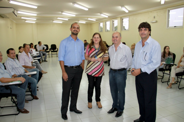 Reunião para implantação do Plano Microrregional de Saúde - Crédito: Foto : Natalho Cuer