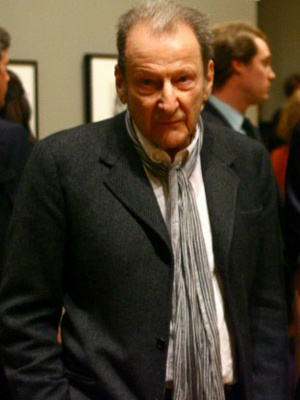 Lucian Freud em 2007, em Nova York  - Crédito: Foto: Scott Wintrow/Getty Images/AFP
