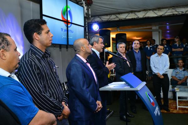 Solenidade de inauguração do HDTV aconteceu na terça-feira em Dourados - Crédito: Foto : Marcos Ribeiro