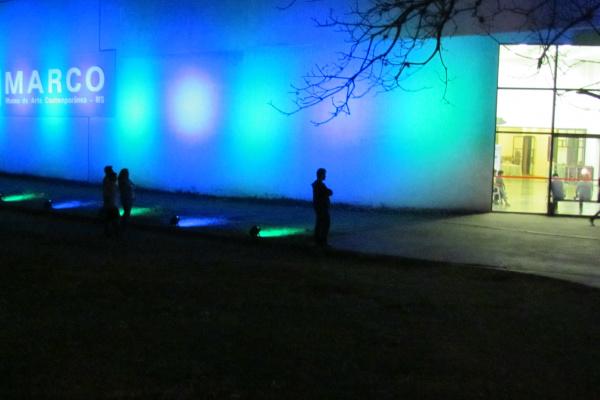Museu de Arte Contemporânea de Campo Grande lança Salão de Arte de MS hoje à noite - Crédito: Foto :  ELVIO LOPES