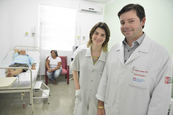 Pacientes realizam Quimioterapia semanalmente no município. - Crédito: Foto: Mazão Ramires