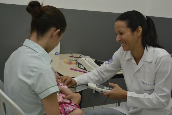 Em Bataguassu, os exames estão sendo oferecidos às sextas-feiras, na ESF Central, das 7 às 11h. - Crédito: Foto: Assessoria
