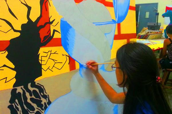 Uniarte traz mostras de trabalhos produzidos pelos alunos do curso de Artes Visuais da Unigran. - Crédito: Foto: Divulgação