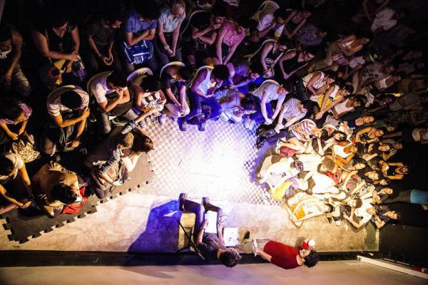 """""""Janela de Dramaturgia"""" foi criado em Belo Horizonte e é realizado pela primeira vez em Dourados, aproximando o público dos autores teatrais. - Crédito: Foto: Divulgação"""