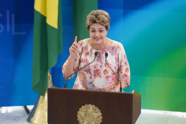Presidente Dilma Rousseff participará da solenidade de lançamento de obras em Três Lagoas. - Crédito: Foto: Fabio Rodrigues Pozzebom/Agência Brasil