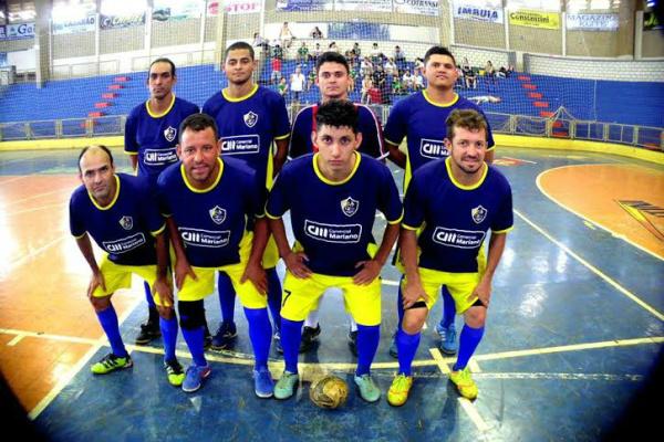 Equipe Dourados Futsal para surdos é campeã. -