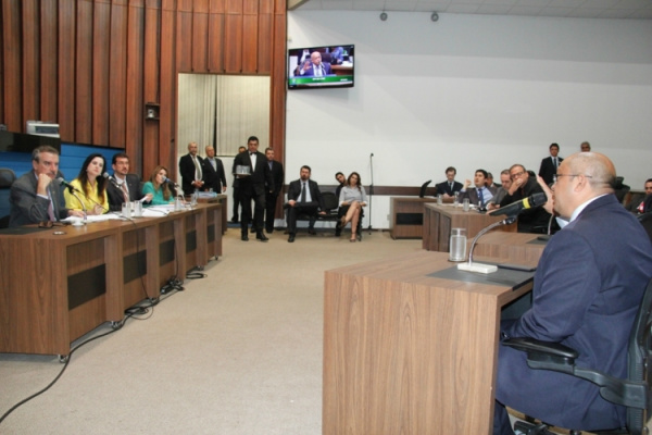 Alcídio Araújo foi categórico ao garantir a interferência do Cimi no processo de invasão de terras. - Crédito: Foto: Patrícia Mendes