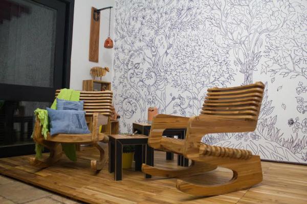 Projeto da Unigran Decor movimenta o interesse dos empresários que visitam a casa com intenção de conhecer o trabalho para possível investimento. - Crédito: Foto: Divulgação