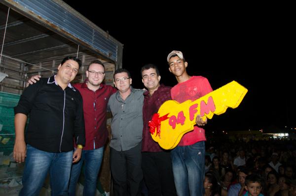Feito inédito entre emissoras de rádio de todo o Brasil, 94 FM de Dourados realizou o sorteio de uma casa pelo 14º ano consecutivo. - Crédito: Foto: André Bento/94FM