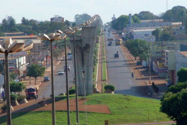 Dourados é a segunda maior cidade do Estado de MS e segundo dados do IBGE, em 2015 conta com 212.870 habitantes. - Crédito: Foto: Chico Ribeiro e Acervo Fundtur