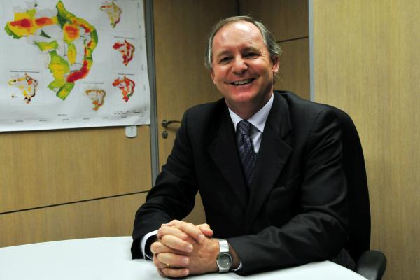 Secretário de Mudanças Climáticas do MMA, Carlos Klink. - Crédito: Foto: Divulgação