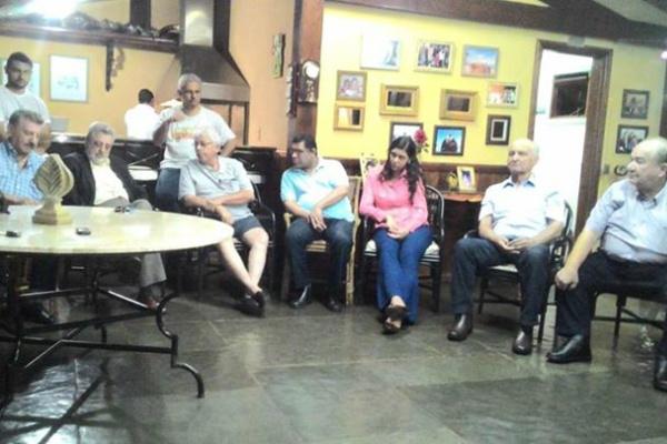 Lideranças políticas vão ouvir a população sobre o cenário político municipal. - Crédito: Foto: Divulgação