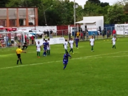 Equipe da região de Dourados vacilou no fim de semana e perdeu chance de encaminhar classificação. - Crédito: Foto: Divulgação