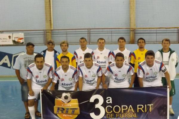 Equipe do Latinos conseguiu uma virada histórica e a vaga. - Crédito: Foto: Dourados Esportivo