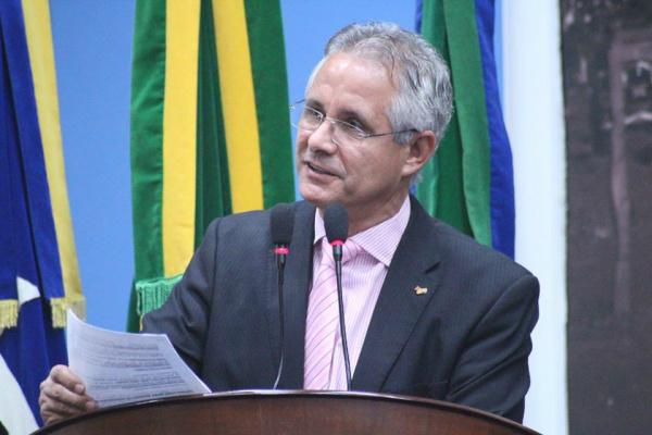 Com a CPI, Sergio  espera que a população seja beneficiada. - Crédito: Foto: Divulgação