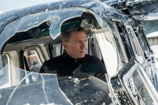 """Cena do filme """"007 contra spectre"""" é a estreia da semana no cinema do Shopping Avenida Center. - Crédito: Foto: Divulgação"""