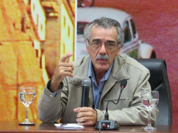 Ribeiro é um dos fundadores do Partido  Popular Socialista. - Crédito: Foto: Divulgação