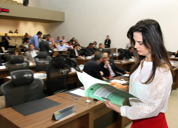 Mara Caseiro diz que sentiu-se traída pelo fato de ter sido alijada da relatoria da comissão. - Crédito: Foto: Divulgação