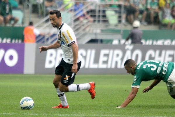 Nenê foi o destaque vascaíno, dando assistência e fazendo o 2° gol. - Crédito: Foto: Divulgação
