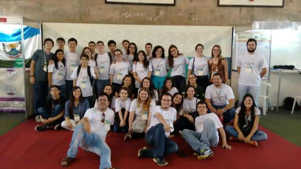 Alunos do Intituto Federal de Mato Grosso do Sul - Crédito: Foto: Divulgação