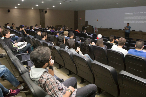 Evento mira oportunidades  através de estratégias criativa. - Crédito: Foto: UNIGRAN