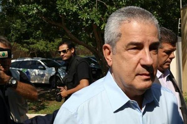 Empresário João Amorim foi um dos presos acusado de desvio de recursos públicos. - Crédito: Foto: Arquivo/CG. News