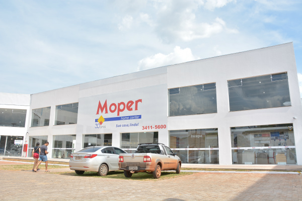 Moper é referência em Dourados em materiais para construção, reforma e se destaca por oferecer as melhores soluções para obras. - Crédito: Foto: Marcos Ribeiro