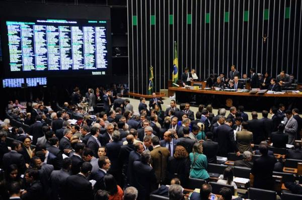 Congresso Nacional se reúne amanhã para analisar 13 vetos da presidente Dilma Rousseff. - Crédito: Foto: Jefferson Rudy/Agência Senado