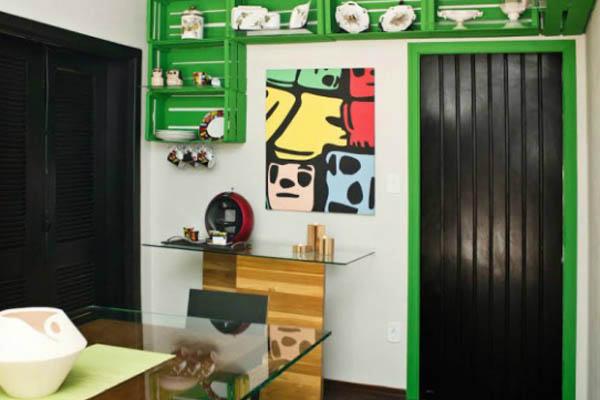 O projeto foi elaborado pelos estudantes do curso de Arquitetura da Unigran. - Crédito: Foto: Divulgação