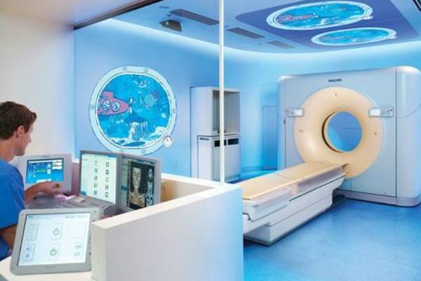 Tomografia computadorizada digital será interligada a uma Central de Laudos no HV. - Crédito: Foto: Divulgação