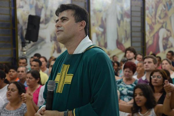 Padre Benedito Francisco de Oliveira - Crédito: Foto: Divulgação