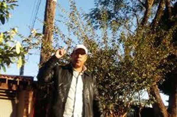 Vereador acompanha trabalho. - Crédito: Foto: Divulgação